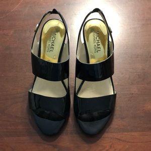 Michael Kors Rochelle Slingback sandals black